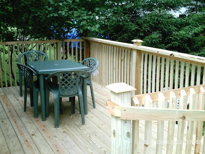 Deck And Ramp Project